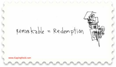 remarkableredemption1 Crap Sandwiches, Donkeys and New Year Resolutions