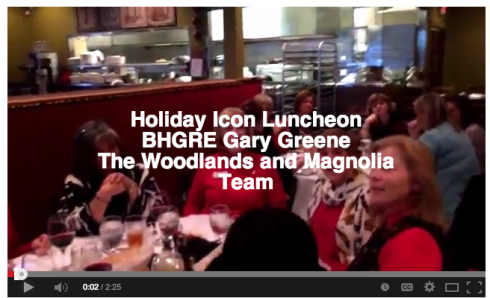 Holiday Icon Luncheon